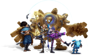 League of Legends Smurf Accounts