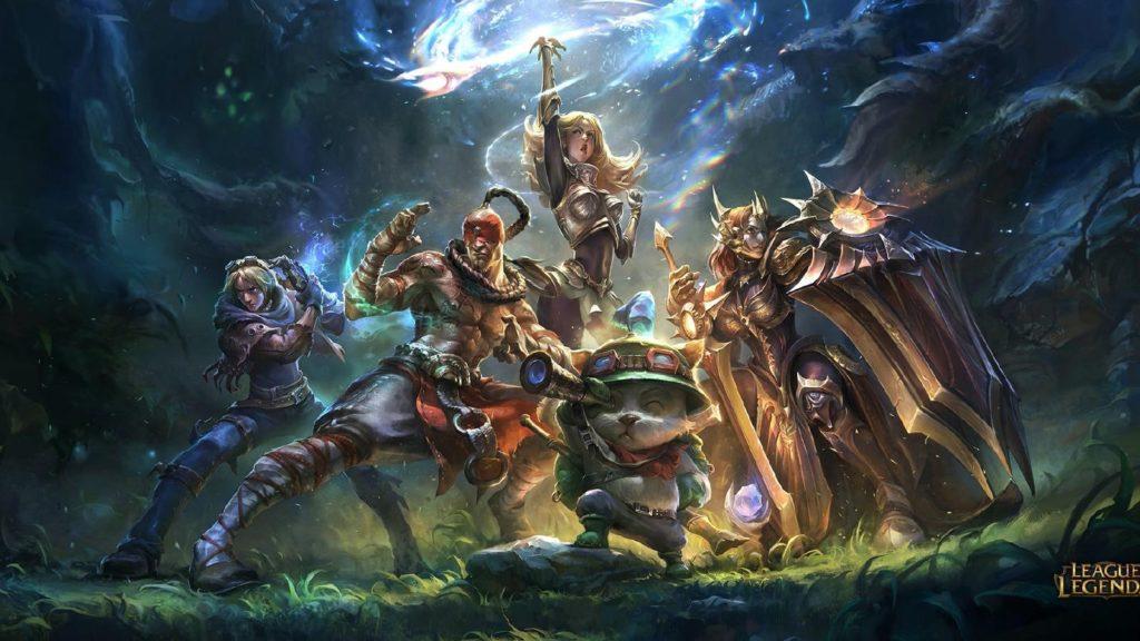League of Legends Smurfs